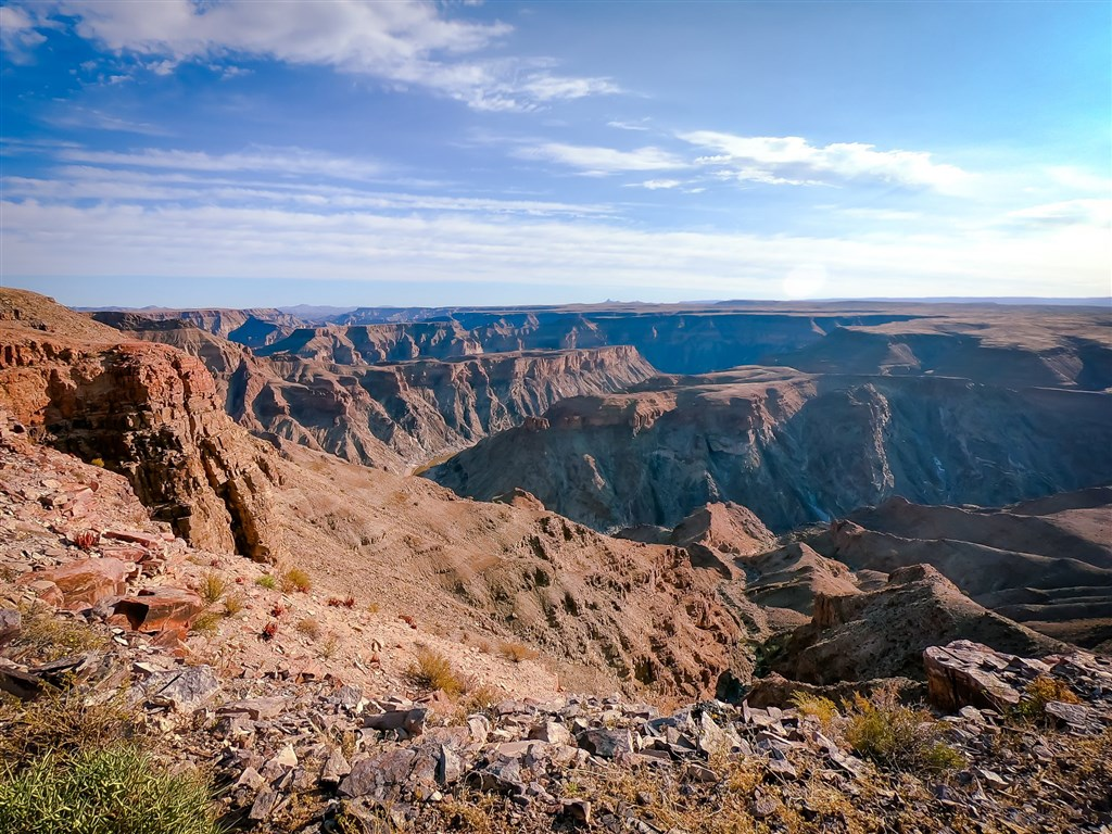 Namibie - Fish River Canyon